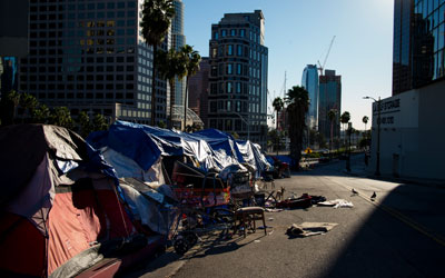We don't need more awareness on homeless. We need solutions.