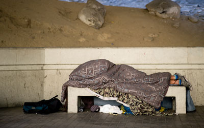L.A.'s twin disasters — rising homelessness and spiraling rents — have the same DNA