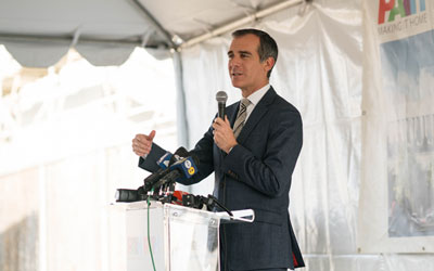 LA Breaks Ground On First Prop. HHH-Funded Housing Units For Homeless