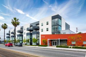 Long Beach & 21st Apartments