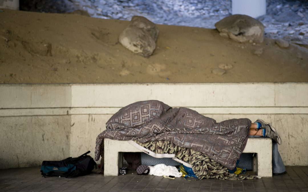 Roberts: When shelter in place is literally a shelter — or worse
