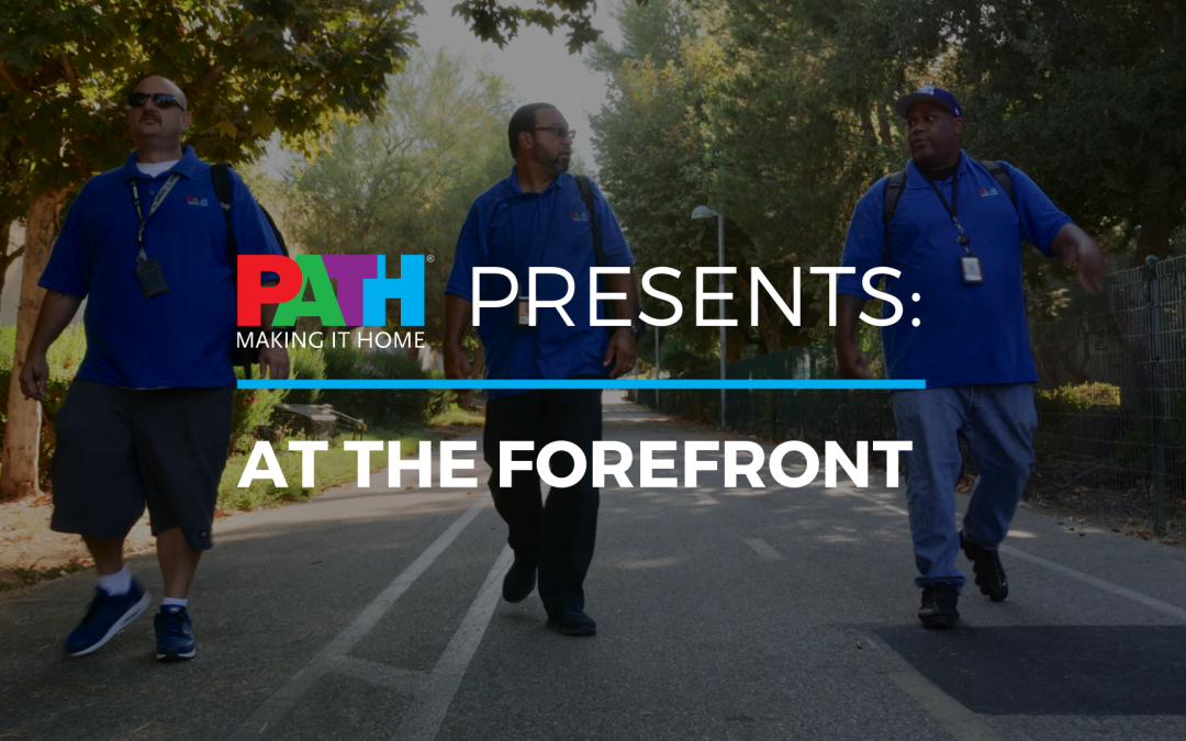 At the Forefront: July
