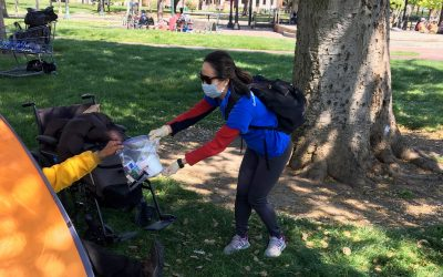 San Jose homeless outreach nonprofit continue to assist community amid COVID-19
