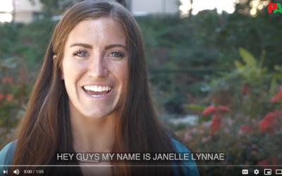 Giving Spotlight: Janelle
