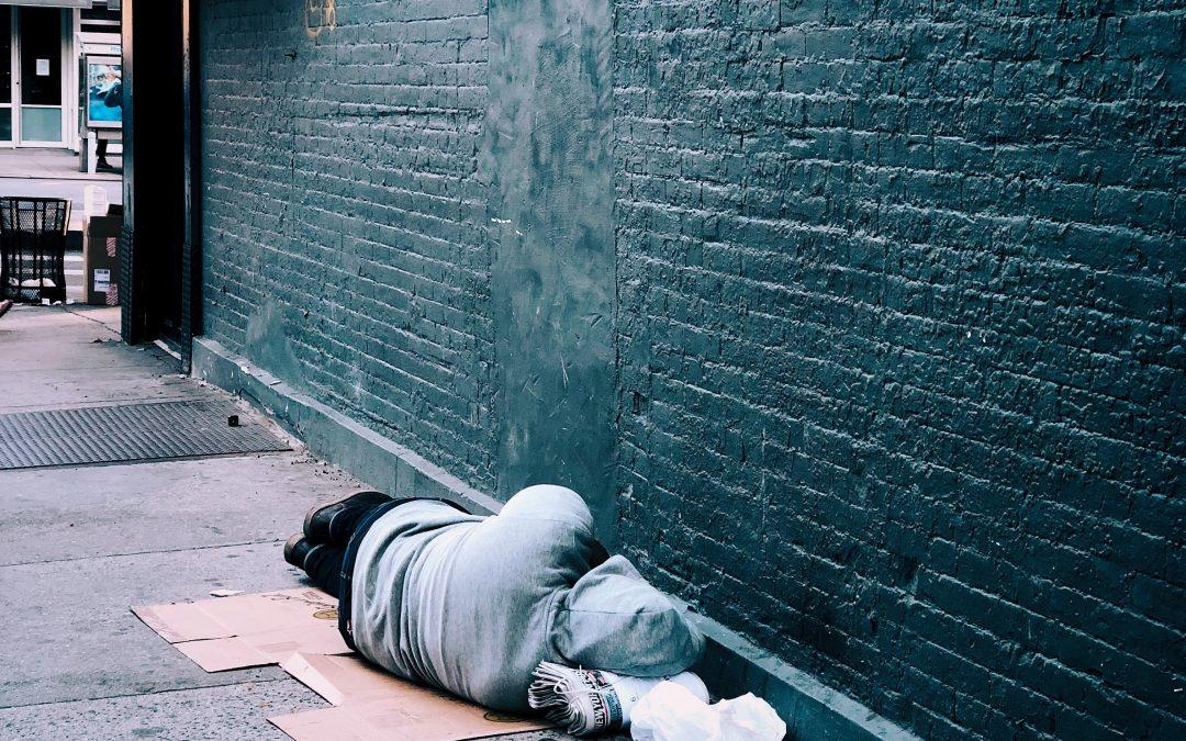 Roberts: Here we grow again: Increased homelessness?