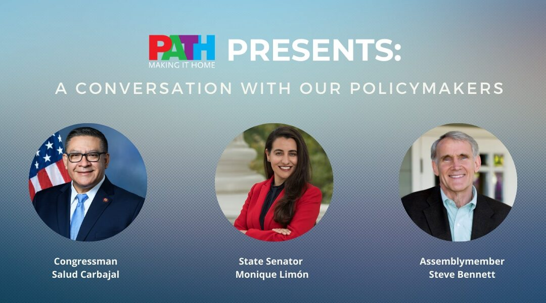 A Conversation with our Local Policymakers