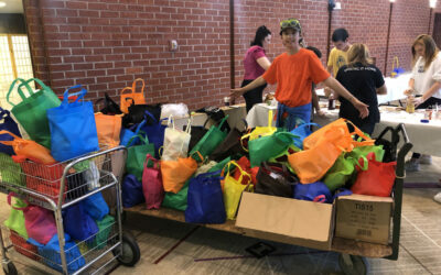 13-Year-Old Uses B'nai Mitzvah Project to Raise Over $5K for PATH