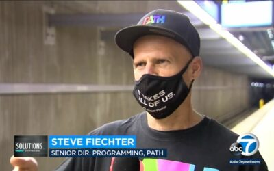 Shelter the Unsheltered offers compassionate solution to homeless problem on LA Metro system