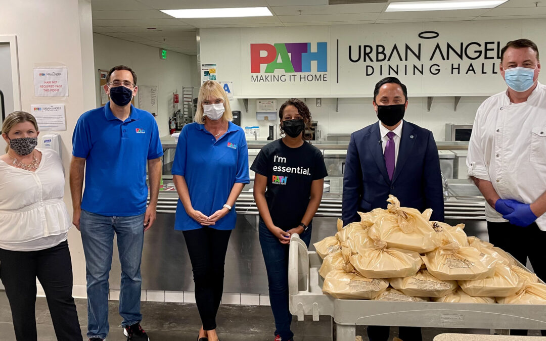 25,000 meals delivered to our vulnerable neighbors