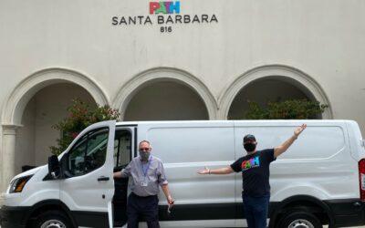Women's Fund of Santa Barbara Awards PATH $50,000 for Food Distribution Van