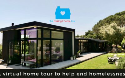 Virtual Tour Celebrates Meaning of Home and Seeks Path to End Homelessness