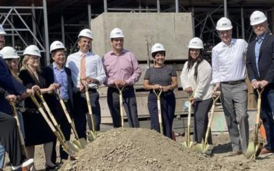 San Jose breaks ground on affordable housing for seniors