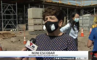 Inicia construcción de viviendas para personas de la tercera edad en San José